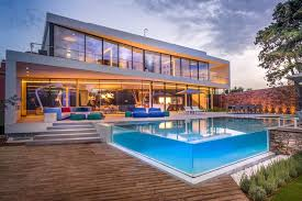 home swimming pools. Simple Pools Spanish Holiday Home With Glass Swimming Pool Throughout Home Swimming Pools I