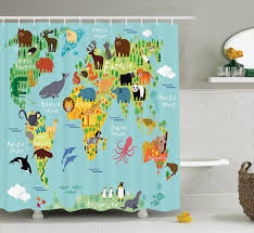 cool shower curtains for kids. Fine Shower View In Gallery A Shower Curtain  In Cool Shower Curtains For Kids C