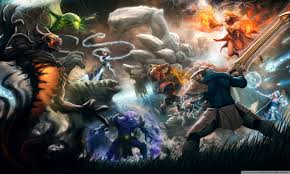 dota 2 hd desktop wallpaper widescreen high definition mobile