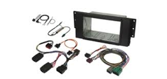 installation kits for installing a replacement stereo in a land  at 2006 Range Rover Sport Wiring Harness Logic 7