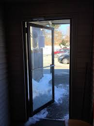 don t forget to clear the snow and ice from your egress routes