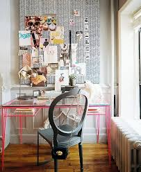 unusual modern home office. Creativity In Home Office Equipment Could Be Demonstrated Mainly By Colors. Put Colorful Accents And Furniture With A Creative Design. Unusual Modern
