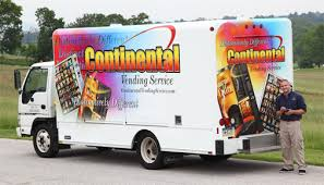 Vending Machine Truck Awesome About Continental Vending Services