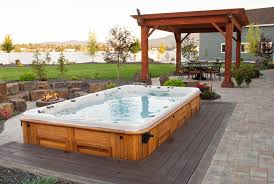 patio designs with fire pit and hot tub. Backyard Fire Pit Gallery Patio Designs With And Hot Tub Y