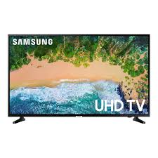 55 Inch Samsung UN55NU6900 4K Ultra HD Smart TV | RC Willey Furniture Store