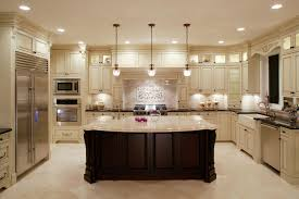 Mission Style Kitchen Lighting Large 23 Kitchen With Large Island On Kitchen Chapel Hill Classic