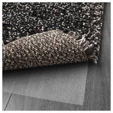Ikea Rugs Vindum Rug High Pile Dark Grey 133x180 Cm Ikea