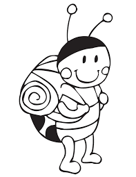 Small Picture Coloring Page Ladybug Pages 2 Free For Preschoolers Adults