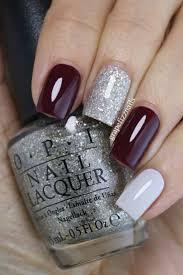 Best 25+ Dark red nails ideas on Pinterest | Dark acrylic nails ...