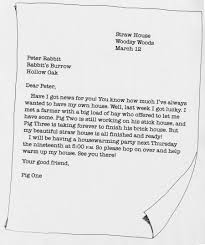 Best Photos Of Friendly Letter Template Friendly Letter