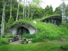 ideas about Underground Homes on Pinterest   Earth Sheltered    Underground Houses  Would love a house like this up in the mountains surrounded by nature
