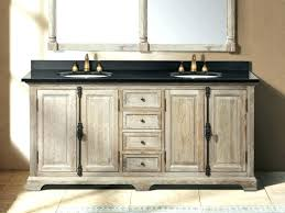 Rustic Bathroom Vanity Lights Amazing 48 Inch Bathroom Vanity Double Sink Rustic Bathrooms Farmhouse Tops