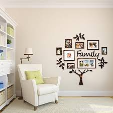 family tree stand hanging picture
