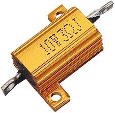 Generic <b>3pcs RX24 10W</b> 3R 3RJ Metal Aluminum Case High Power ...