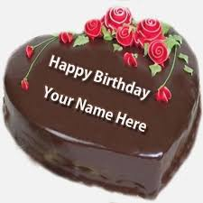 Birthday Cake With Name Editor Online Free Download