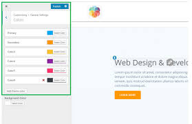 Select Site Colors Highlight Knowledge Base