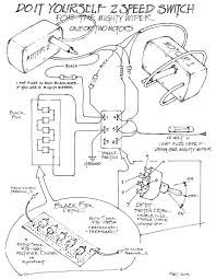 the mighty wiper wiring diagram raingear wiper systems search
