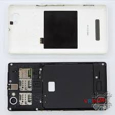 🛠 How to disassemble Sony Xperia M ...