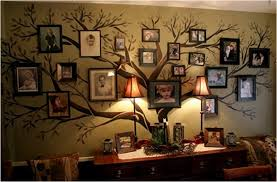 bed bath beyond wall art tree