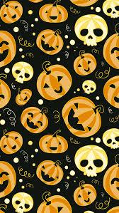 Cute Halloween Pumpkin Backgrounds ...