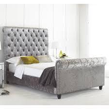 upholstered bed frame. Victoria Upholstered Bed Frame O
