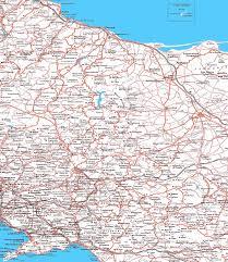 Abruzzo Cartina Stradale Pieterduisenberg