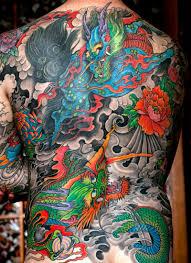 Tatuaggi Giapponesi Significato E Temi Di Questa Arte Tradizionale