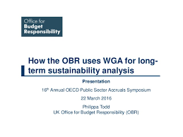 Most insurance companies ask for proof that you live and work in the netherlands. How The Obr Uses Wga For Long Term Sustainability Analysis Philippa