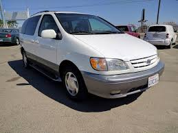 2001 Toyota Sienna for sale in Modesto, CA 95351