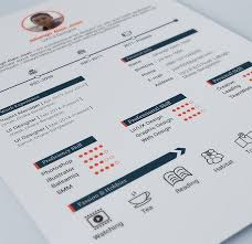 Resume Graphic Design Awesome 19 Best Resume Free Download