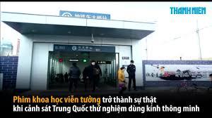 Thành phố ở Trung Quốc gắn camera giám sát nhiều nhất trên thế giới | Thế  giới