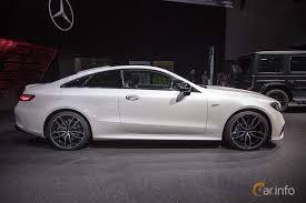 Продажи новинки в европе стартуют осенью 2020 года. Mercedes Benz E Class Coupe 2019 Generation W213 2017 2020
