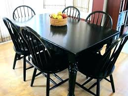 painting a kitchen table black painting kitchen table black how to paint kitchen table and chairs