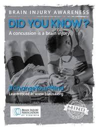 Les preparó para todo, excepto para el mundo realjul. Concussion Brain Injury Association Of Virginia