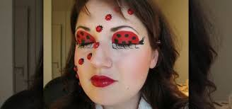 how to apply ladybug makeup for ideas wonderhowto