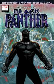 Black Panther (2018) #1 | Comic Issues