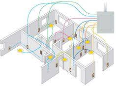 wiring diagram for multiple lights on one switch power coming in there are basically two concerns to address when deciding as to what type of electrical wire