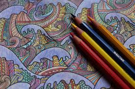 Small Picture The Therapeutic Science Of Adult Coloring Books How This