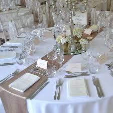 round table centerpieces enchanting table runner on round table wedding about remodel wedding table decoration ideas
