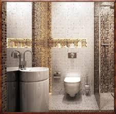 Mosaik Fliesen Bad Ideen Wohndesign