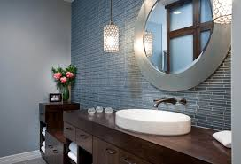 Round Bathroom Mirrors Creating Statement with Style