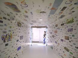 google los angeles office. Google-logo-hallway Google Los Angeles Office