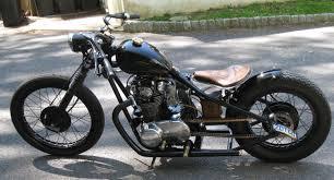 xs650 bored to 750 bobber bikermetric