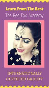 the red fox professional makeup academy shivaji enclave ore garden extension beautician insutes in delhi justdial