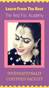 the red fox professional makeup academy shivaji enclave ore garden extension beautician insutes in delhi justdial