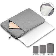 Waterproof Laptop Bag 11 12 13 15 inch Case For MacBook Air Pro 2018 2019  Mac Book Computer Fabric Sleeve Cover Capa Accessories - buy from 13$ on  Joom e-commerce platform