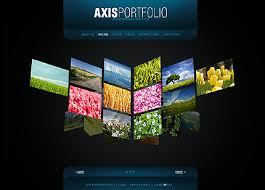 Flash Website Templates New Awesome 28D Flash Website Templates Entheos