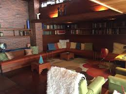 The library - Picture of Still Bend - Bernard Schwartz House, Two Rivers -  Tripadvisor