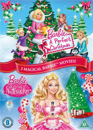 Barbie: A Perfect Christmas/Nutcracker - DVD - hmv.ie