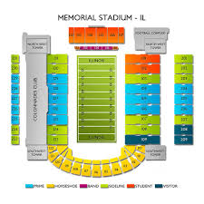 University Of Illinois Football Seating Chart Illinois Fighting Illini Football Tickets 2019 Games